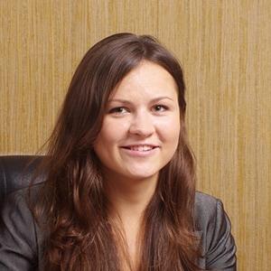 Ольга Олеговна Грабко